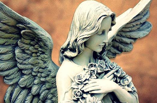 Première interprétation du rêve d'ange