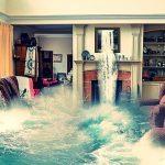 rever de inondation signification