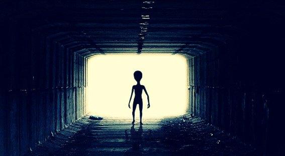rever de alien ufo