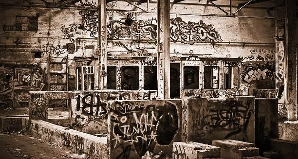 rêver de ruines signification