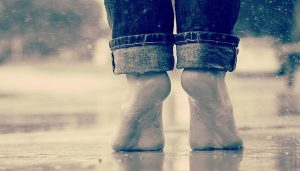 signification de rever de pieds
