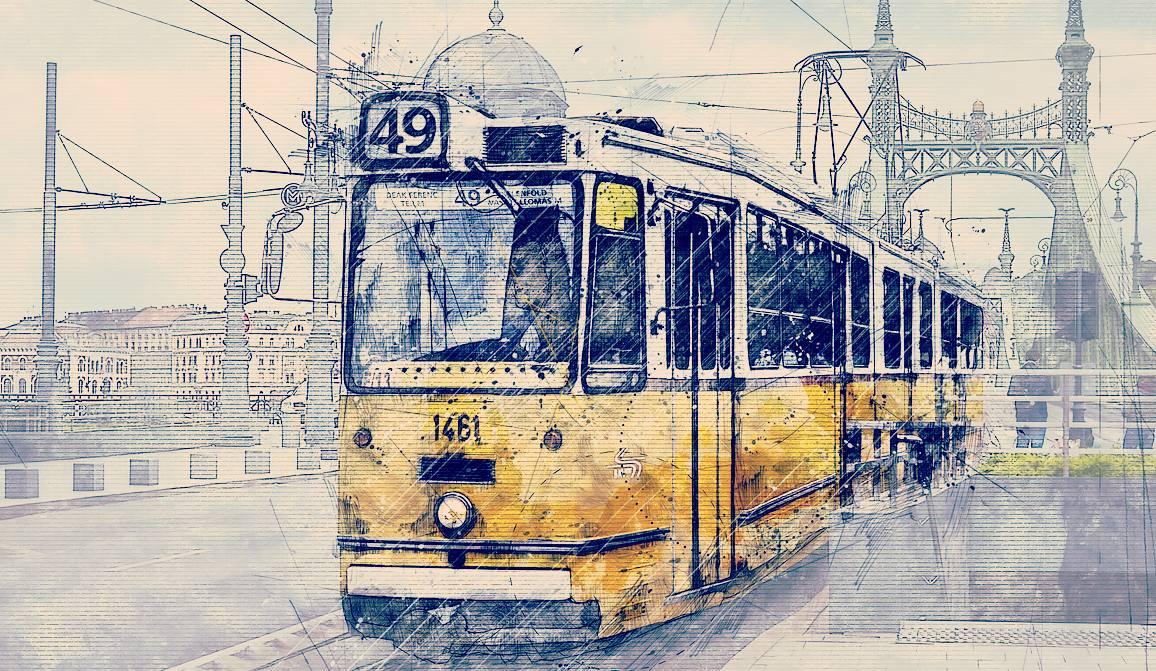 Rêver d'un train