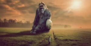 Rêver de Gorille